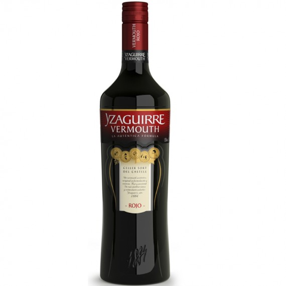 Vermouth Izaguirre Rojo