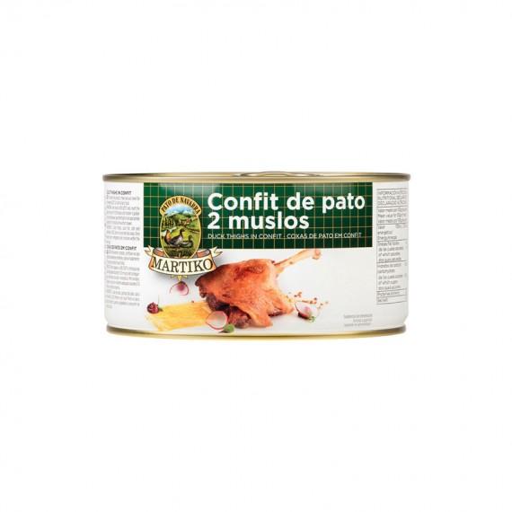 Confit Muslos Pato Martiko