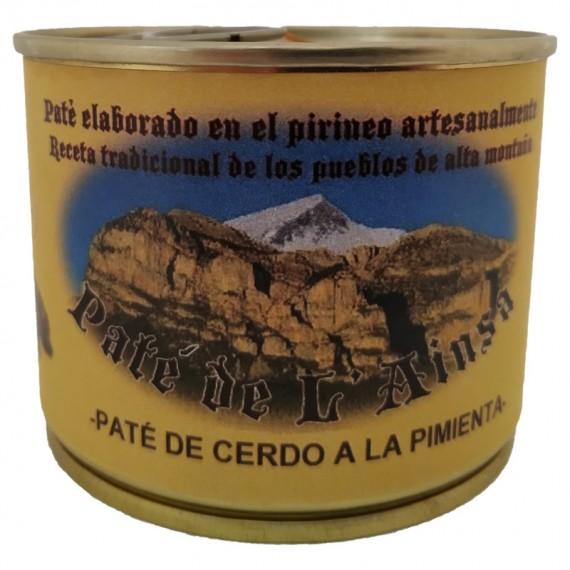Pate Pimienta L´Ainsa