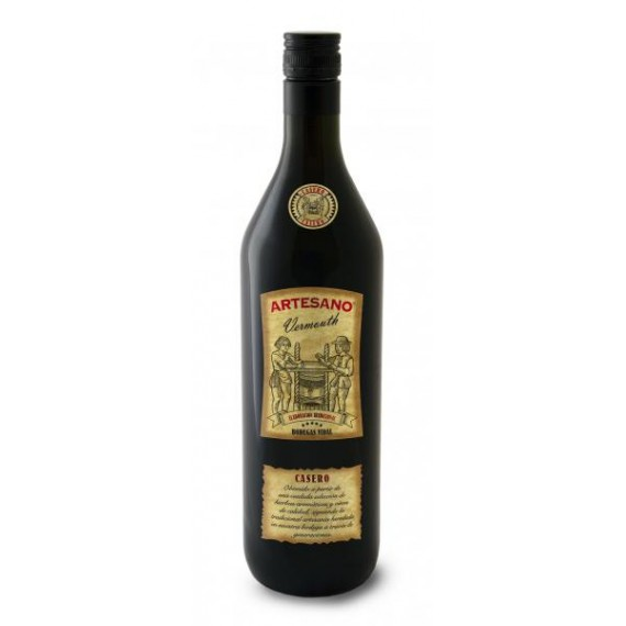 Vermouth Casero Artesano...